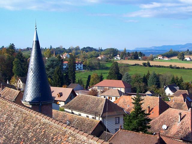 Corbelin, Isère
