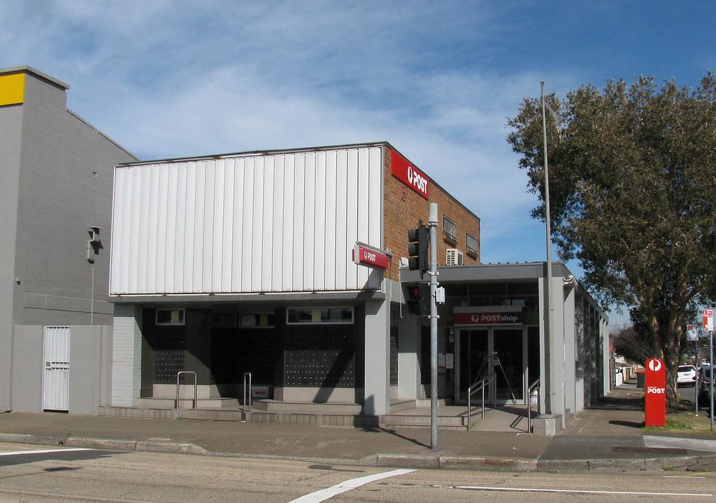 Post Office, Roseberry, Sydney, NSW.