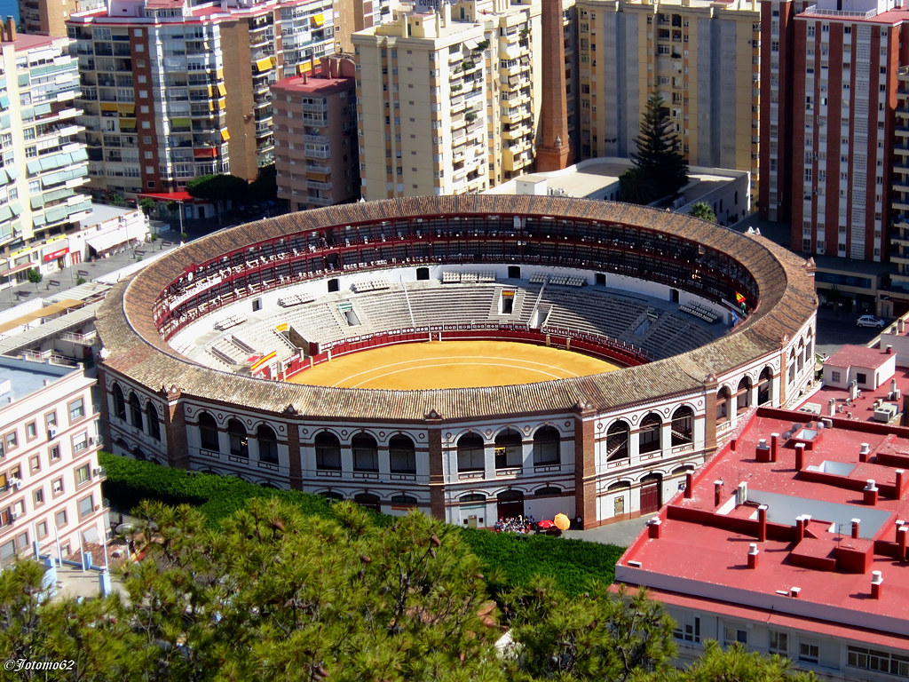 Plaza de Toros La Malagueta