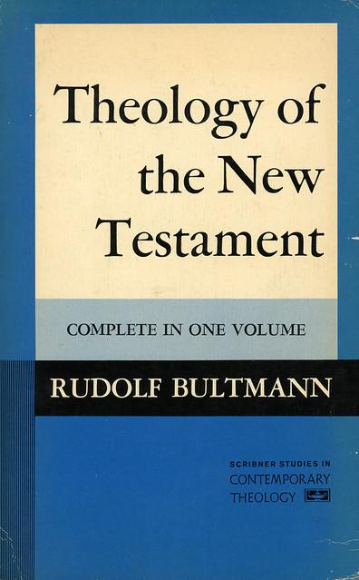 Charles Scribner's Sons - Rudolf Bultmann - Theology of the New Testament