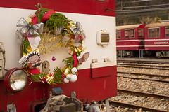 train de Noël - クリスマス列車 by Noël Café
