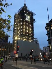 ??...when  Time stood still ... Big Ben, London UK near Westminster Underground Station [Jubilee Line] ?31 years seeking Justice from Civil Service London - Prison Department
