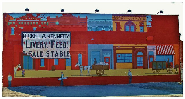 Wall Mural @ Butler, PA