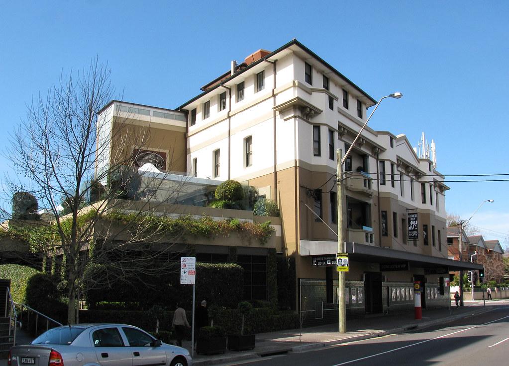 Doncaster Hotel, Kensington, Sydney, NSW.