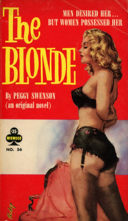 Midwood Books 56 - Peggy Swenson - The Blonde