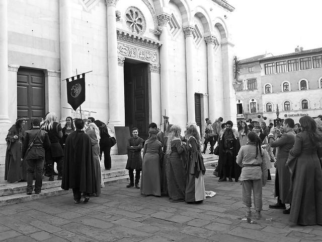 Il Trono di Spade a Lucca - GoT in Lucca