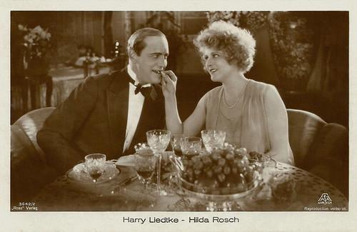 Harry Liedtke and Hilda Rosch in Das Spiel mit der Liebe (1928)
