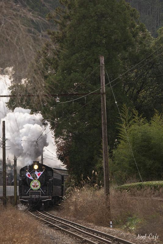 new year's train 2015 by Noël Café