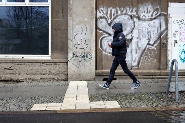 verschenkt / Veteranenstraße / Mitte / 2015