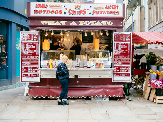 Market Street, Manchester - 12 January, 2013