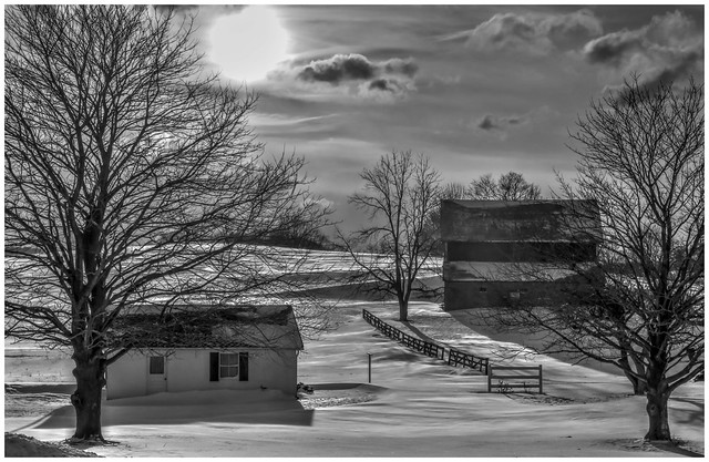 Pennsylvania Winter