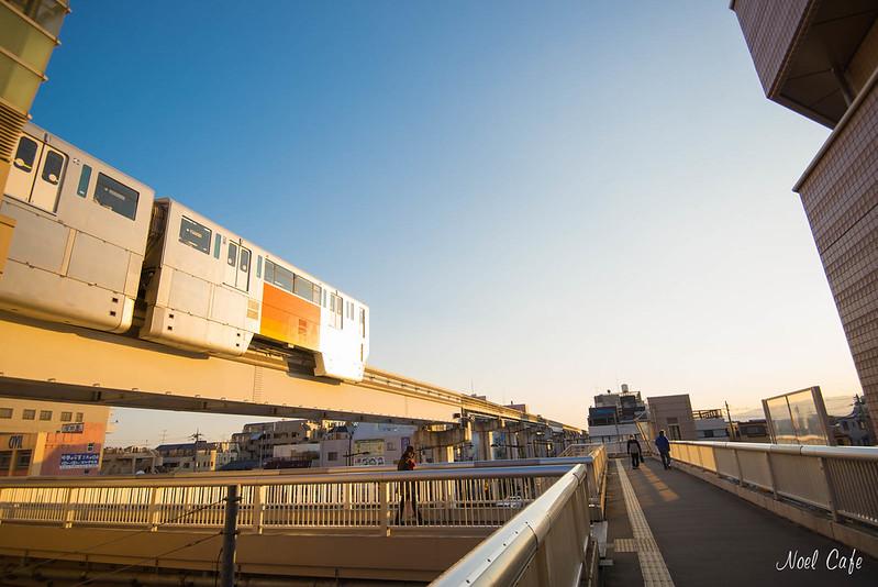 夕方Train by Noël Café