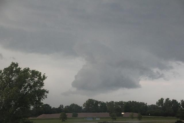 052712 - Nebraska Storm Cells a Brewin!