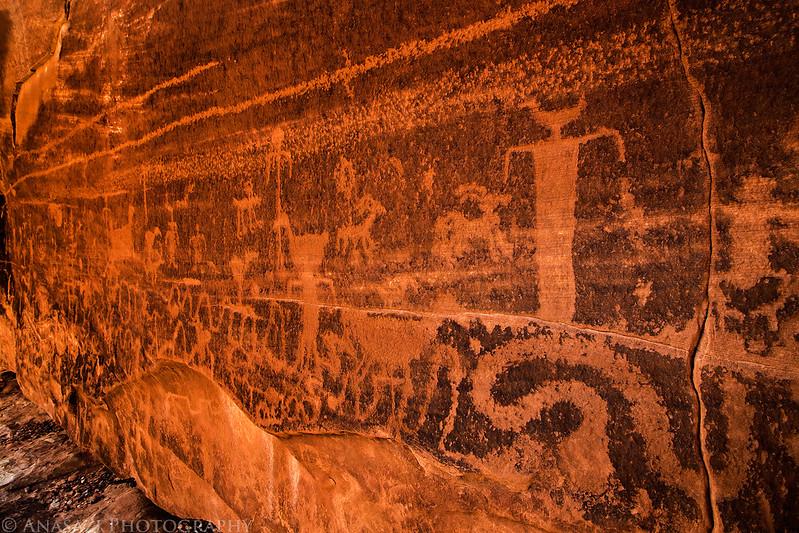 Confluence Petroglyphs