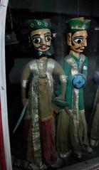 India Udaipur Museo Marionetas Mandal Bhastiya Lok 61
