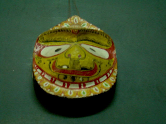 India Udaipur Museo Marionetas Mandal Bhastiya Lok  23
