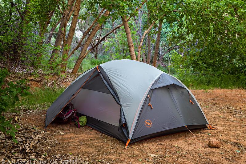 Bullet Canyon Camp