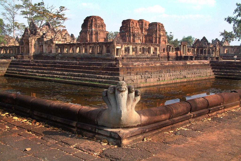 Prasat Meuang Tham, 14 février 2005