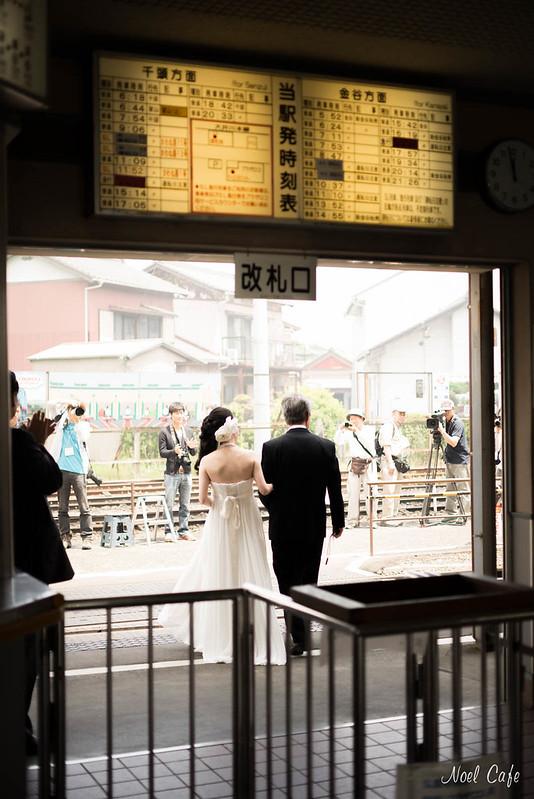 バージンロード (Wedding aisle runner at Station) by Noël Café