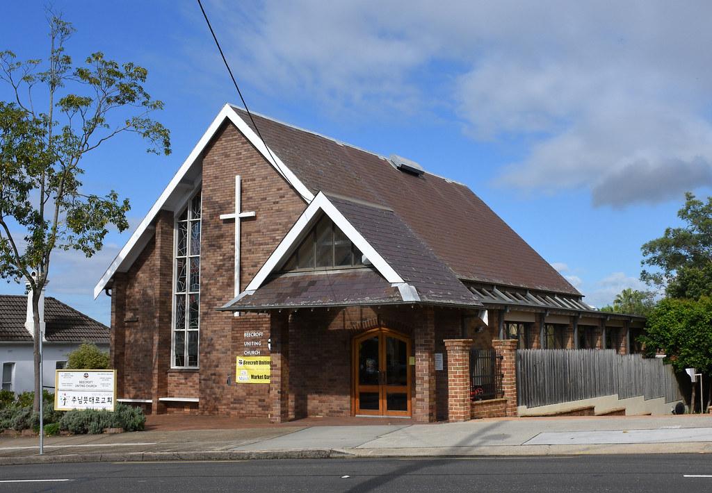 Uniting Church, Beecroft, Sydney, NSW.