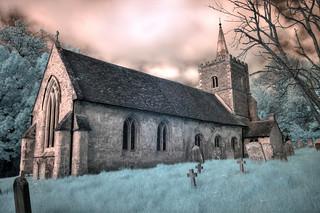 Church of St Nicholas, Arrington, Cambridgeshire | by Brokentaco