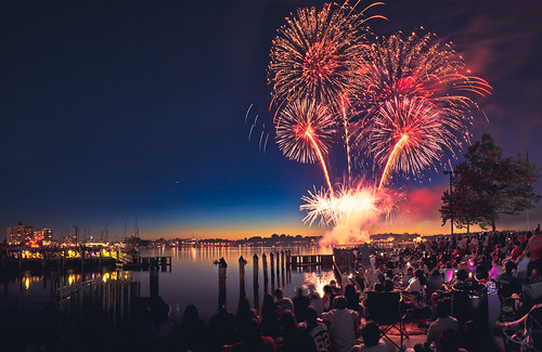 action cityscape fireworks kaboom landscape night skyscape summer sunset north america web portfolio photojournalisticstreet astronomical event navesink river marine park red bank monmouth county independence day united states new jersey northamerica astronomicalevent navesinkriver marinepark redbank monmouthcounty independenceday unitedstates newjersey shared