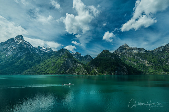 Isenthal, Lake Lucerne, Switzerland