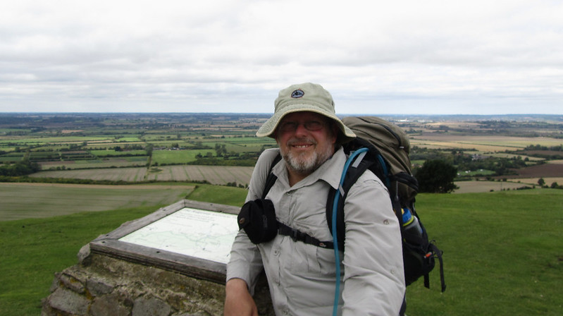 Ivinghoe Beacon and the end