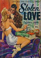 Griffin Books No# 2 - Thomas Stone - Stolen Love