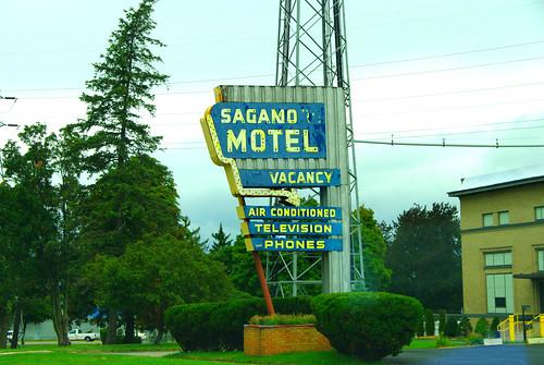 Sagamore Motel Pontiac MI