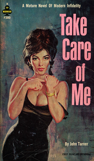 Midwood Books F280 - John Turner - Take Care of Me