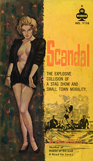 Midwood Books Y158 - Dallas Mayo - Scandal