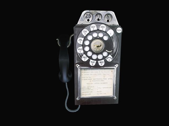 Love, Henry - Old School Telephone