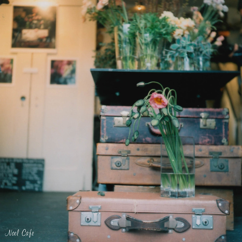 旅に出る by Noël Café