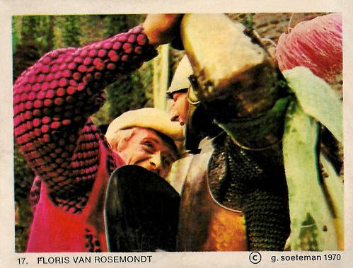 Rutger Hauer in Floris (1969)