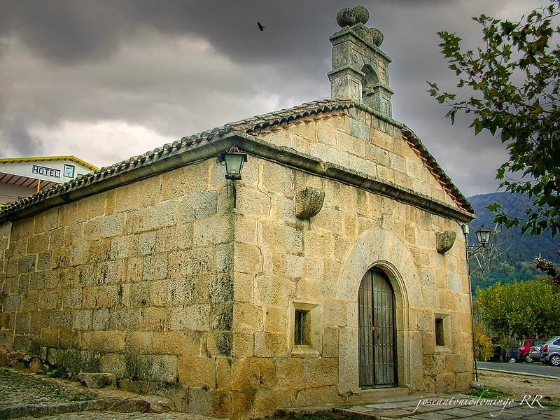Ermita de Ntra. Sra. de la Concepción (Piedralaves)