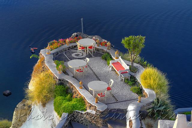 Μπαλκόνι στο Αιγαίο Balcony to the Aegean Sea (new proccess)