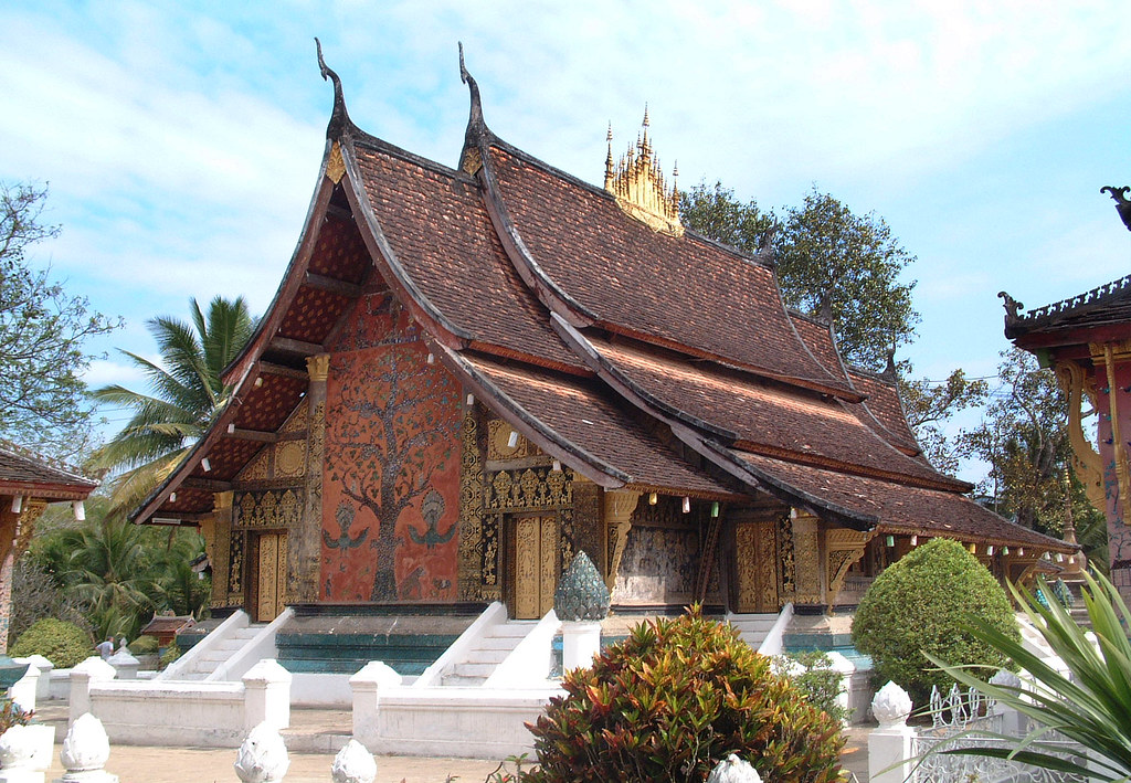 Luang Prabang, février 2006