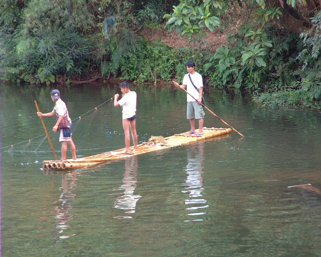 Boun Thay, février 2006