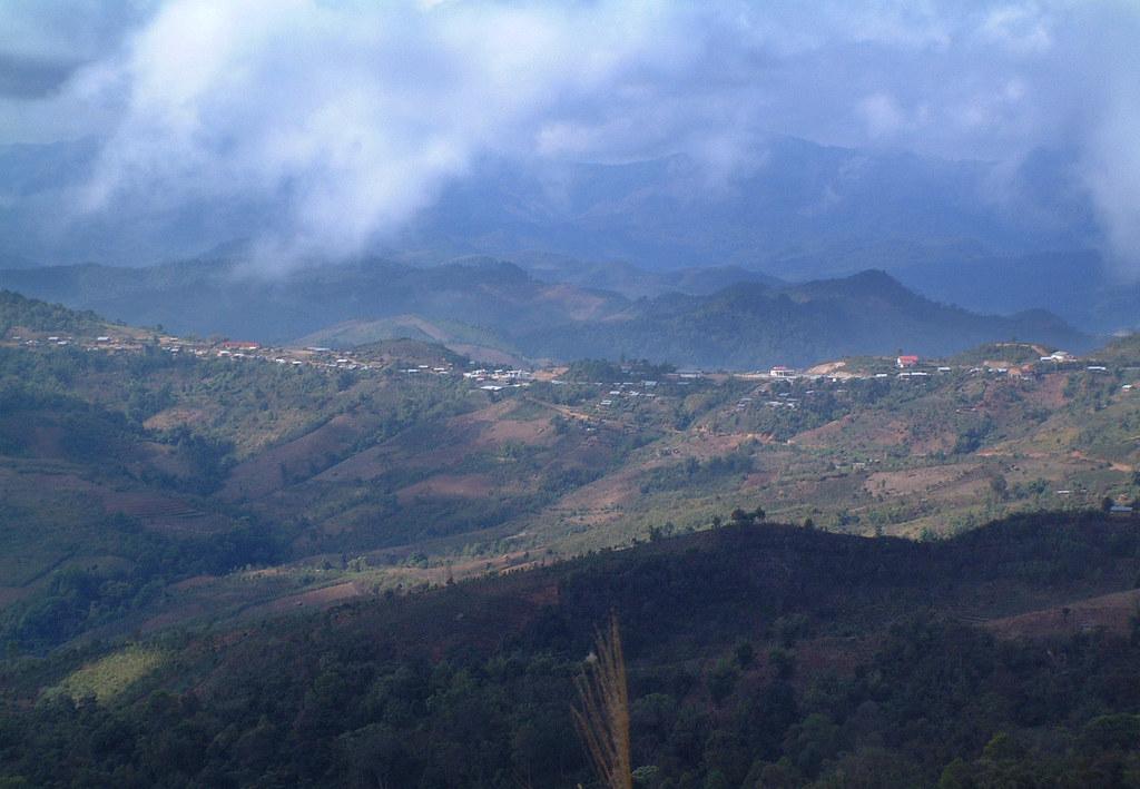 Pongsali, février 2006
