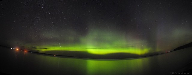 Michigan's Elusive Aurora