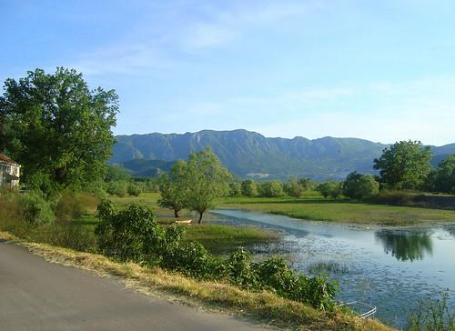 lago montenegro virpazar jezero karadağ skadarlake 黑山共和國