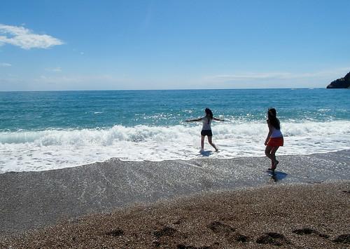 montenegro beach spiaggia playa черногория čanj adriatic mediteran more sun canj
