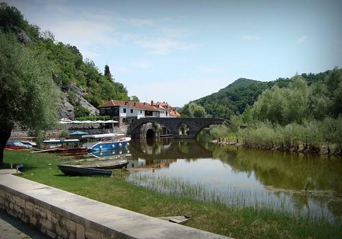 rijekacrnojevica skadarlake montenegro bridge skadarsko jezero obod 黑山共和國 worldtrekker sonyflickraward