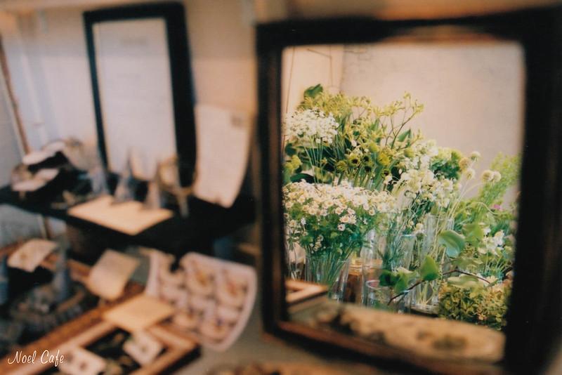 framed by Noël Café
