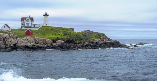lighthouse me maine nubble capeneddick nubblelighthouse