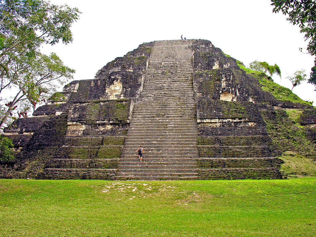Guatemala-1520 - Lost World Pyramid
