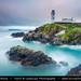 Ireland - North Donegal Coast - Fánaid - Fanad Head lighthouse by © Lucie Debelkova / www.luciedebelkova.com