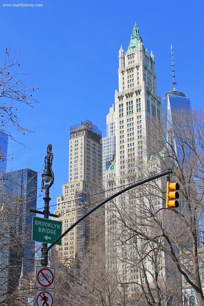 Woolworth Building, serie tv New York