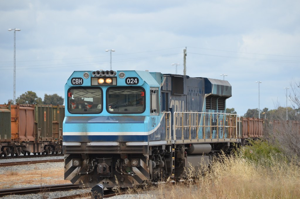 CBH 024 Forrestfield Yard 23/10/2015 by ChrisDPom